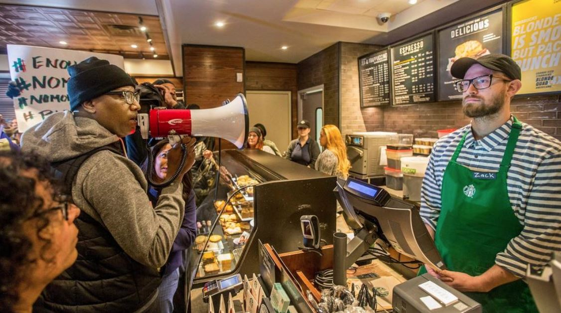 Starbucks Racial Bias