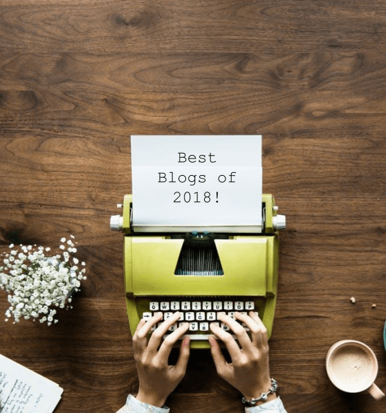 top 10 blogs 2018