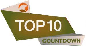 top 10 halloween logo