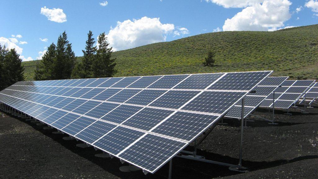 solar panels eco friendly