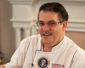 Chef Marti Mongiello CSCS (SS/SW), USN, Ret.