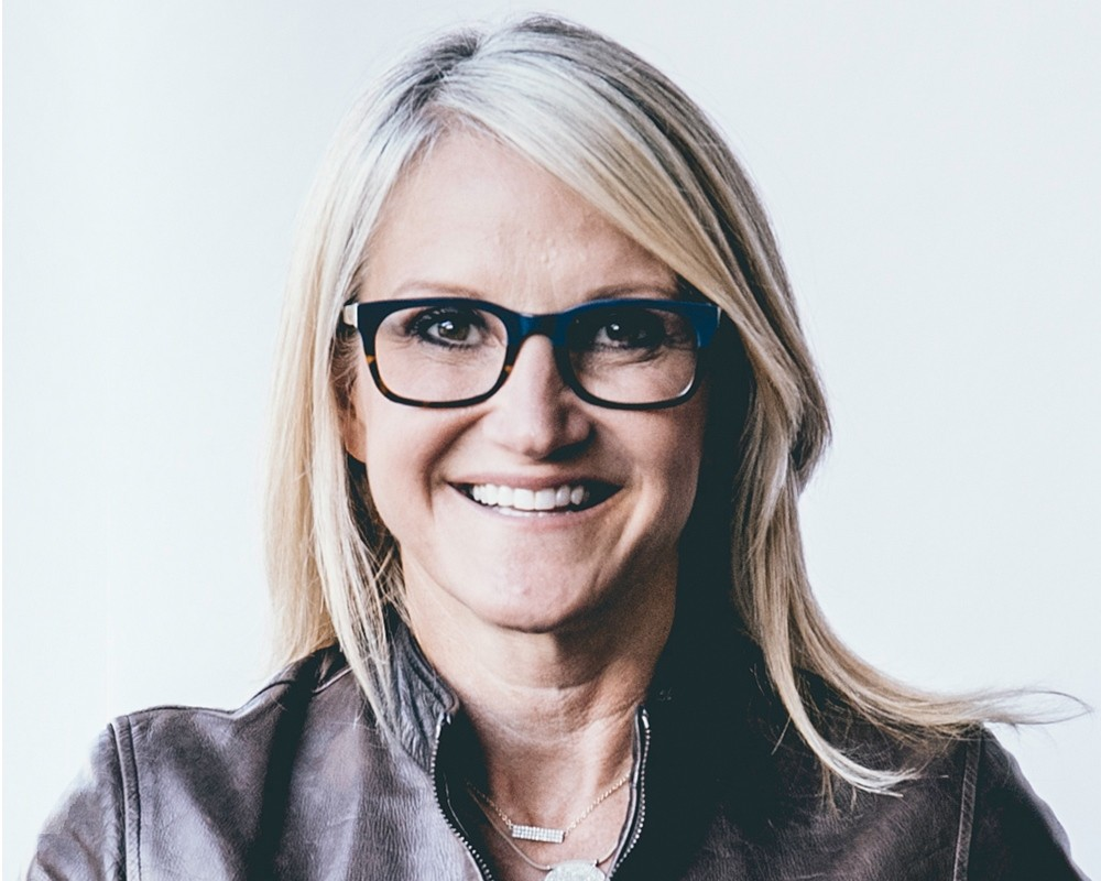 Mel Robbins - motivational keynote speaker - tv show host