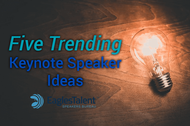 keynote speaker ideas