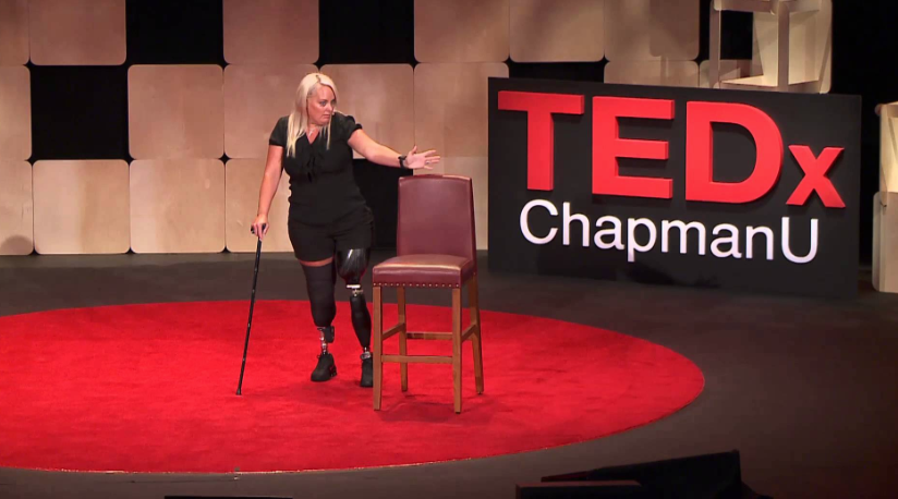 Stephanie Decker TEDx