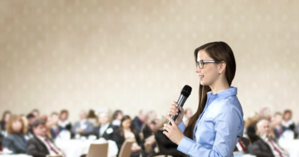 affordable female speakers