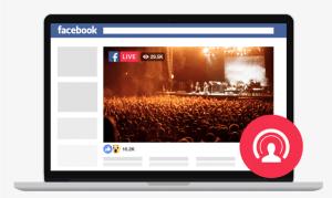 Facebook Live Virtual Events