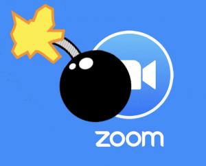 Zoombombing Hackers