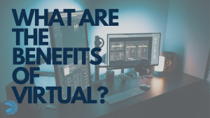benefits of virtual events