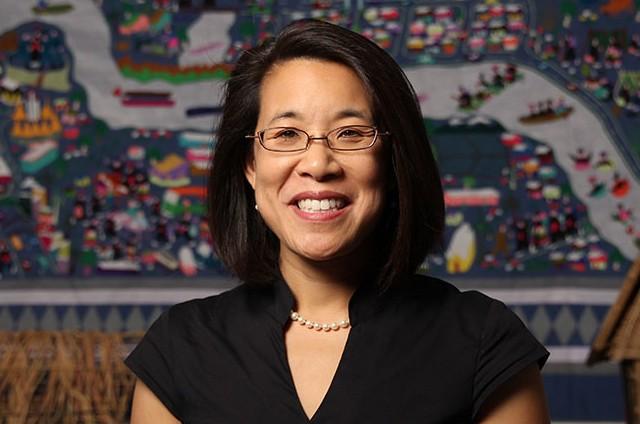 Dr. Erika Lee Keynote Speaker